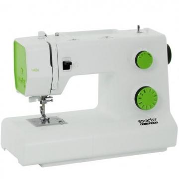 Õmblusmasin PFAFF Smarter 140s Reginett, lihtne ja mugav õmblusmasin