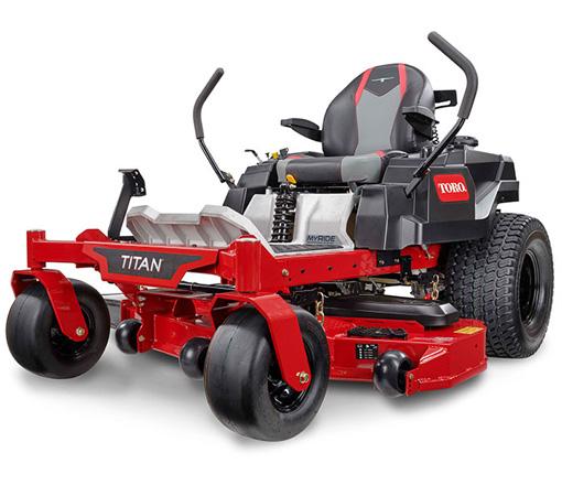 TORO Titan XS4850 MyRide